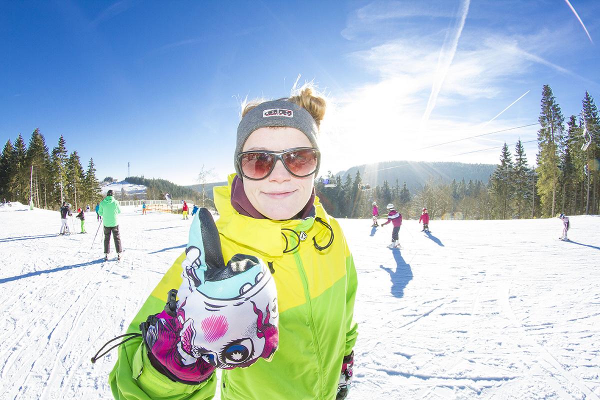 Heerlijk skiën dicht bij huis in Winterberg